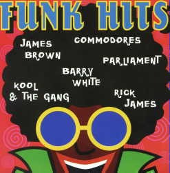 4249 Cd Funk Hits - James Brown Parliament