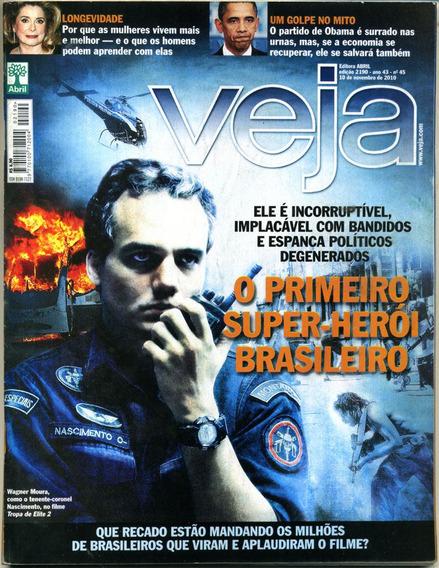 Veja Nº 2190 - 10 De Novembro De 2010