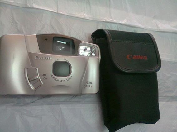 Câmera Fotográfica Canon Mod. Prima Bf-9s - Aceito Troca!!