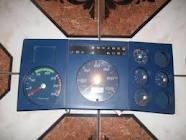Painel Volkswagen Vw 18310 8150 9150 Original Vdo Azul