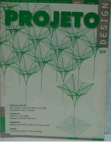 Revista Projeto No. 223 Agosto De 1998