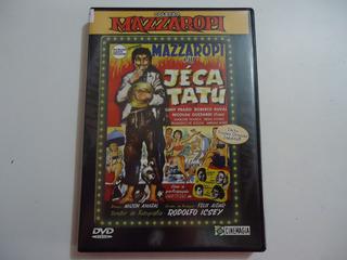 Dvd Filme Coleçao Mazzaropi Zéca Tatú Lindoooooooo