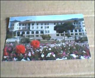 Cartão Postal Águas De Lindóia-sp Estância Aguamineral