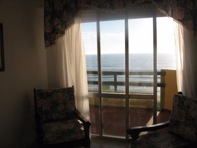Departamento Con Hermosa Vista Al Mar. Av Costanera Al 3000
