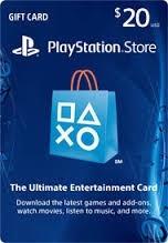 Psn Card Usd 20 Usa Tarjeta Electronica Entrega Al Instante