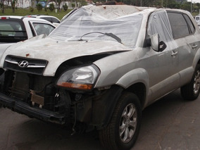 Tucson Hyundai 2012 Sucata(peças Para Retirar)