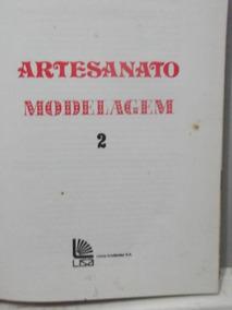 Livro Artesanato - Enciclopédia De Trabalhos Volume 2