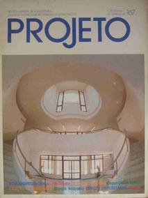 Revista Projeto No. 167 Setembro De 1993
