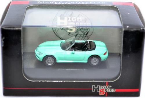 High Speed Bmw Z3 Cabrio (novo, Na Caixa)
