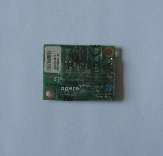 Mini Modem Agere T60m951.04 Lf Acer 5570z