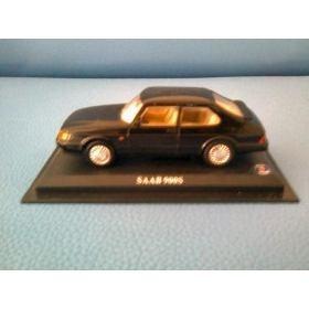 Saab 900s 1:43 Coleção Del Prado Novíssimo