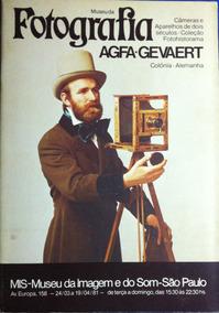 Museu Da Fotografia -agfa-gevaert - Museu Da Imagem E Do Som