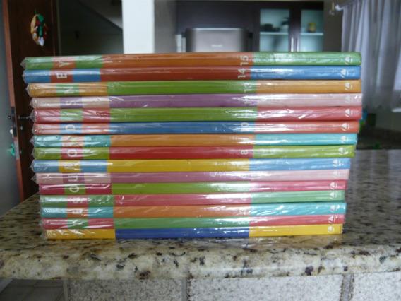 Coleção Tesouro Disney - Coleção Completa - 15 Volumes