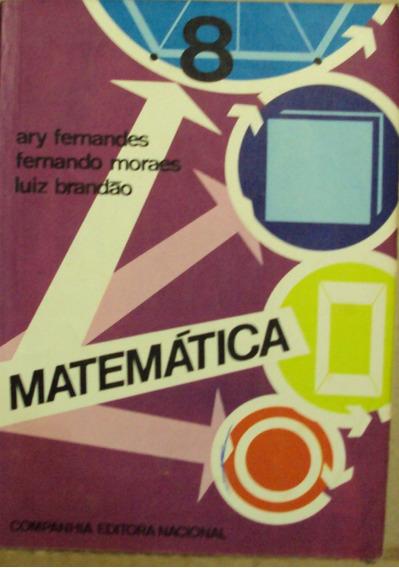 Lv. Matemática Vol. 8 (frete Grátis)