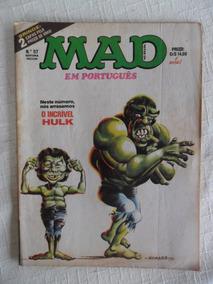Mad! Editora Vecchi! Várias Edições! R$ 10,00 Cada!