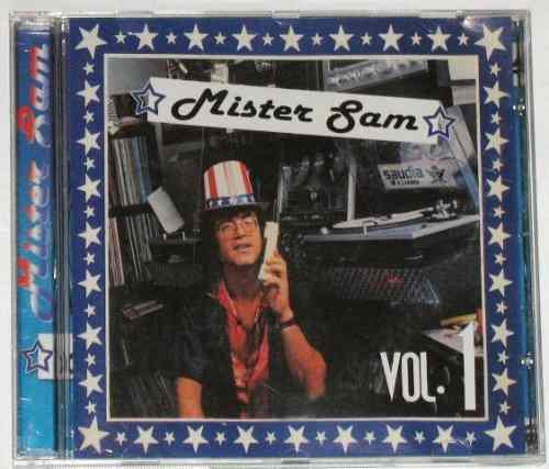 Cd Mister Sam - Vols. 1 2 E 3 - Coleção Completa
