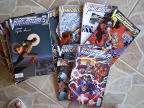 Os Poderosos E Novos Vingadores! Panini 2004! R$ 15,00 Cada!
