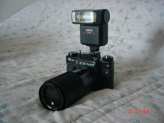 Máquina Fotográfica Zenit 12xp ( Novíssima !!! )
