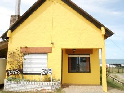 Alquilo Casa A 1/2 Cuadra Playa Para 5 Personas