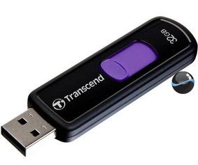 Pendrive Transcend 32gb Jetflash 500 32 Gb Pen Drive