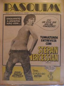Pasquim Nº 452! Entrevista Stepan Nercessian!