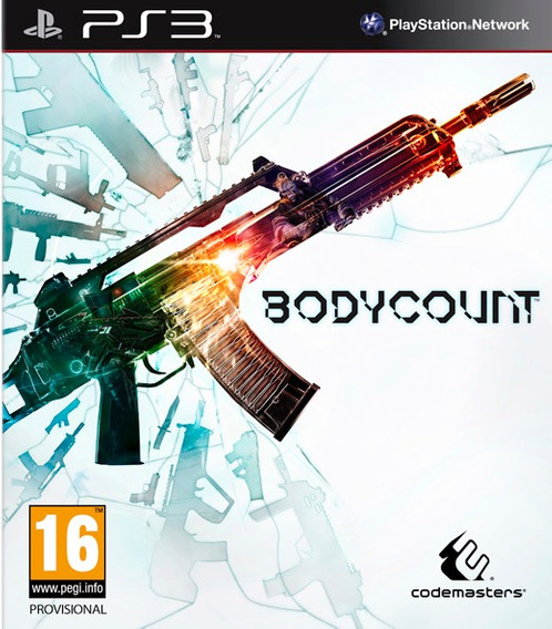 Bodycount - [ps3] Lacrado
