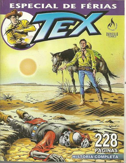 Tex Especial De Ferias 02 - Mythos 2 - Bonellihq Cx362 G19