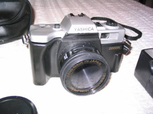 Camera Photografica Yashica-totalmente Impecavel- S.nóva ! !