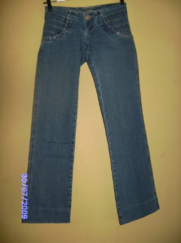 Ca005 - Calça Jeans Da Cropp´s Manequim 34