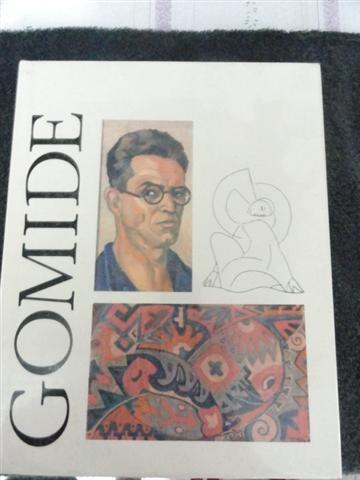 Gomide - Poster - Livro De Arte Moderna - Quadros