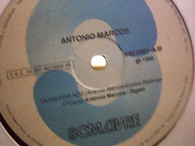Antonio Marcos Olhai Por Nos Lp Vinil Single Somlivre 1988