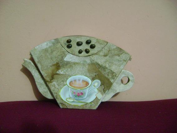 Porta Filtro De Cafe Numero 102,filtro Pequeno,