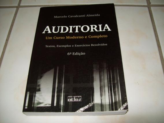 Livro: Auditoria - Marcelo Cavalcanti Almeida - 6ª Edição
