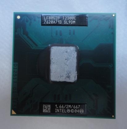 Processador Intel T2300e 1,66 Ghz Para Notebook