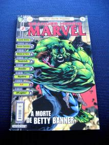 Revista Hq Grandes Heróis Marvel N° 2 Platinum 2000