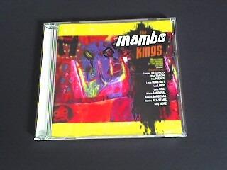 Cd The Manbo Kings (fora De Catalogo)
