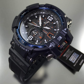 Relógio Casio G-shock Gwa1100-2a Gravitymaster Aviation