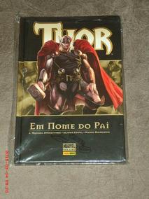 Thor Em Nome Do Pai - Edição De Luxo Em Capa Dura