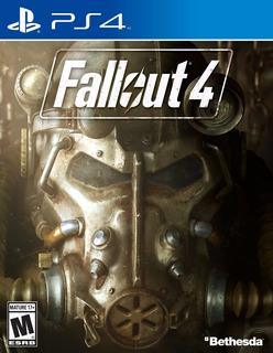 Fallout 4 Para Ps4 Español Nuevo Sellado Fisico