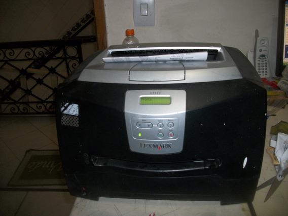 Impressora Laser Lexmark E 342 N (toner Cheio)