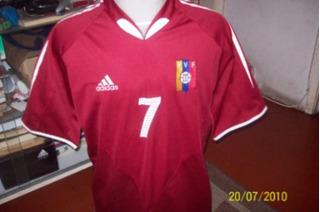 Camisa Da Seleção Da Venezuela adidas