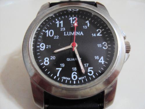 Relógio Lumina - Japan