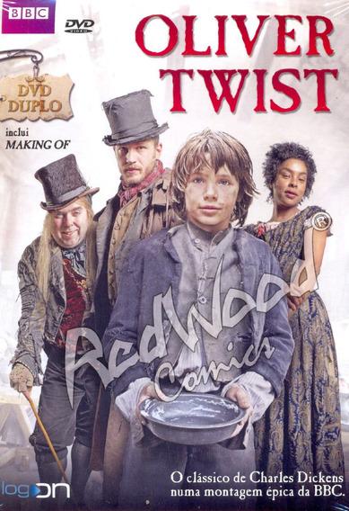 Dvd - Oliver Twist - Bbc - 2 Dvds - Redwood