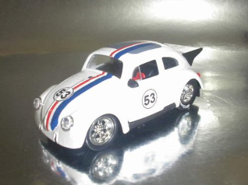 ( L - 50 ) Vw Fusca Speed Herbie