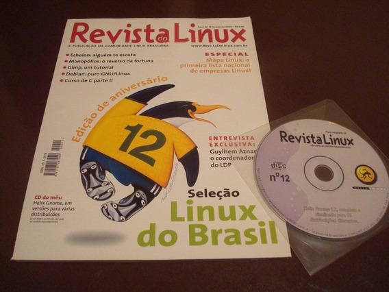 Revista Do Linux Número 12 - Dezembro/2000