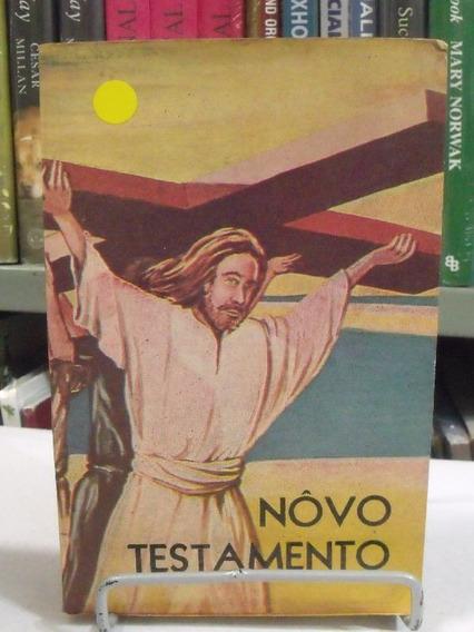 Livro - Nôvo Testamento - Monges Beneditinos De Maredsous
