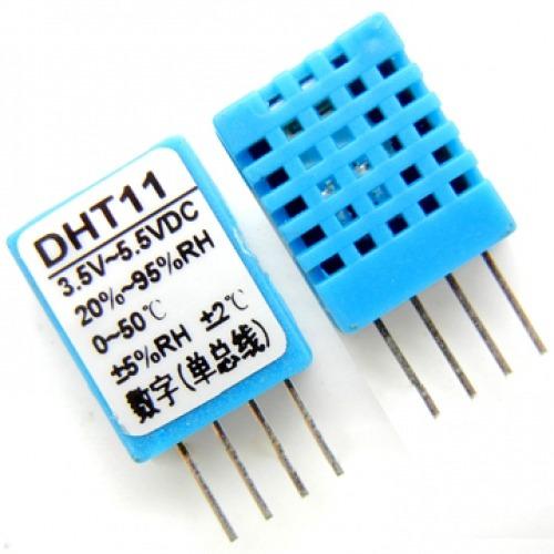 Sensor De Umidade E Temperatura Dht11 - Pic Arduino Atmel