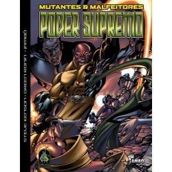 Mutantes & Malfeitores - Poderes Supremos