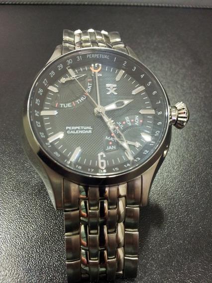 Relógio Timex - Perpetual Calendar (na Caixa)