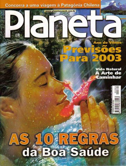 Revista Planeta Nº364 - Janeiro/03